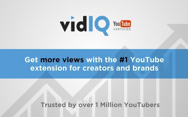 Obtenir-plus-vue-Youtube-Vidiq