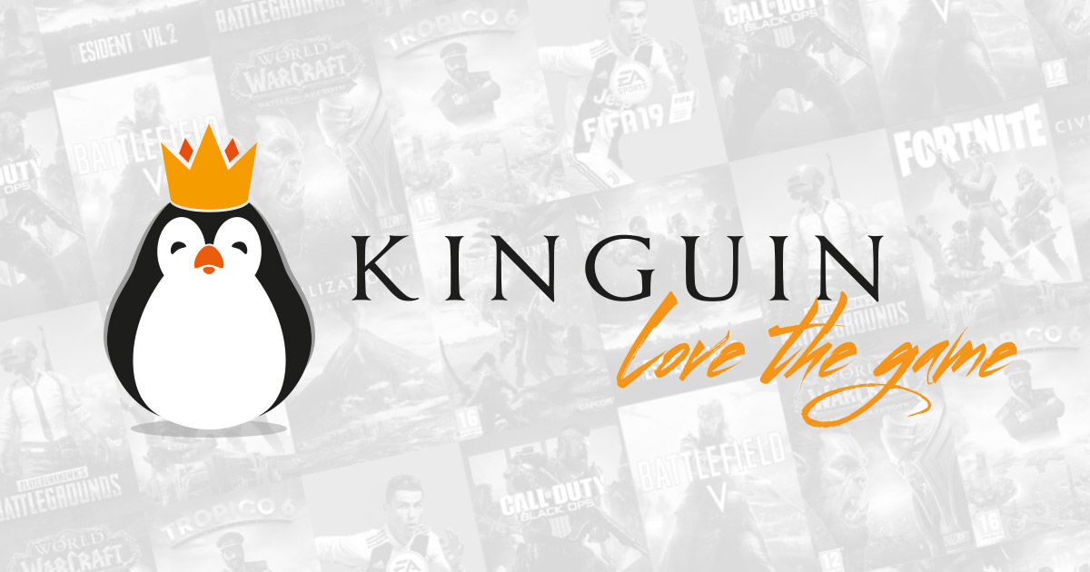 kinguin-cles cd