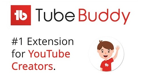 TubeBuddy-extension-Youtubers