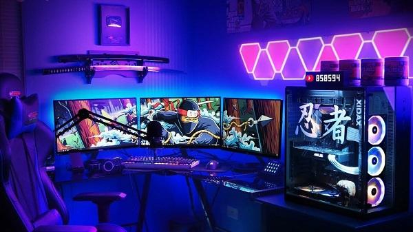chambre-Ninja-streaming-gaming