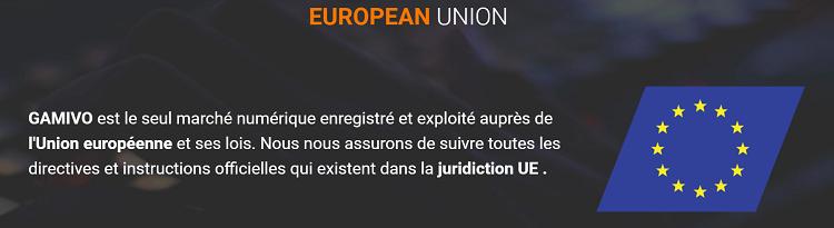 gamivo-enregistre-aupres-union-europeenne