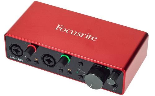 carte-son-focusrite-scarlett-2i2