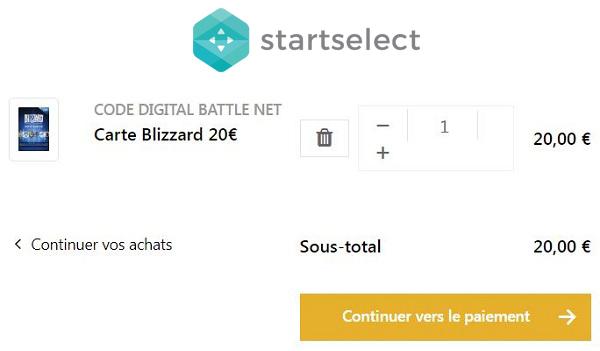 panier-achat-plateforme-ligne-Starselect
